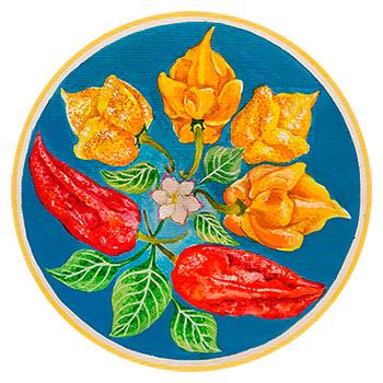 Firekiss Peppers - Logo